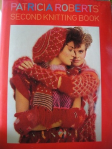 Patricia Roberts' second knitting book