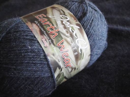 John Q Earth Wear sock yarn