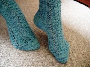 Freja socks