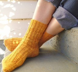Droplet socks
