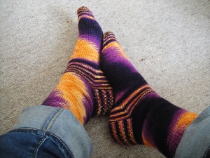 Knitsch sock